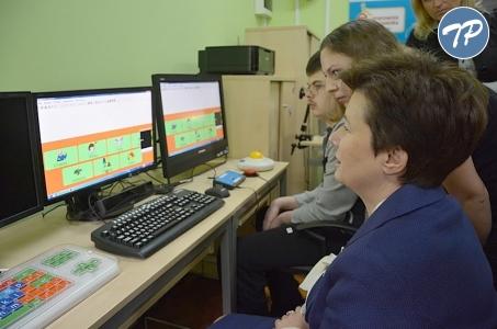 Warszawa. E-pracownie dla niepełnosprawnych już działają.
