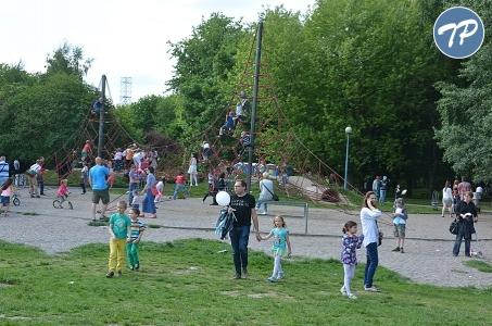 Co dobrego dla parku Szczęśliwickiego?
