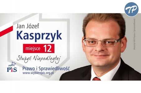 Sanacja w polityce. Jan Józef Kasprzyk kandyduje do Sejmu.