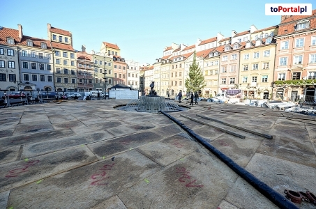 Warszawa. Lodowisk przybywa.