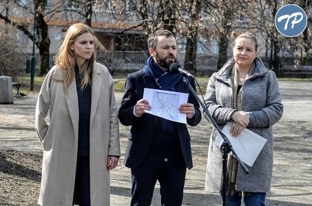 Warszawa. Rusza program wiosennych nasadzeń.