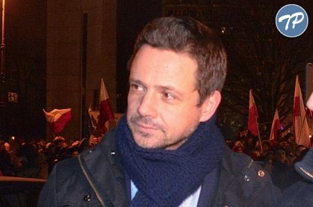 Rafał Trzaskowski wspólnym kandydatem PO i Nowoczesnej na prezydenta Warszawy.