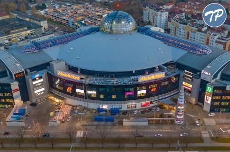 Blue City jest funtastic. Wielkie zmiany w warszawskim centrum handlowym.