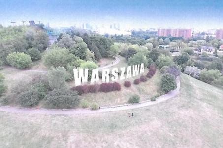 Warszawa niczym Hollywood.