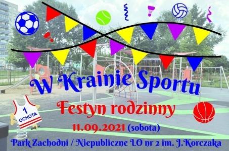 Warszawa-Ochota. W Krainie Sportu.